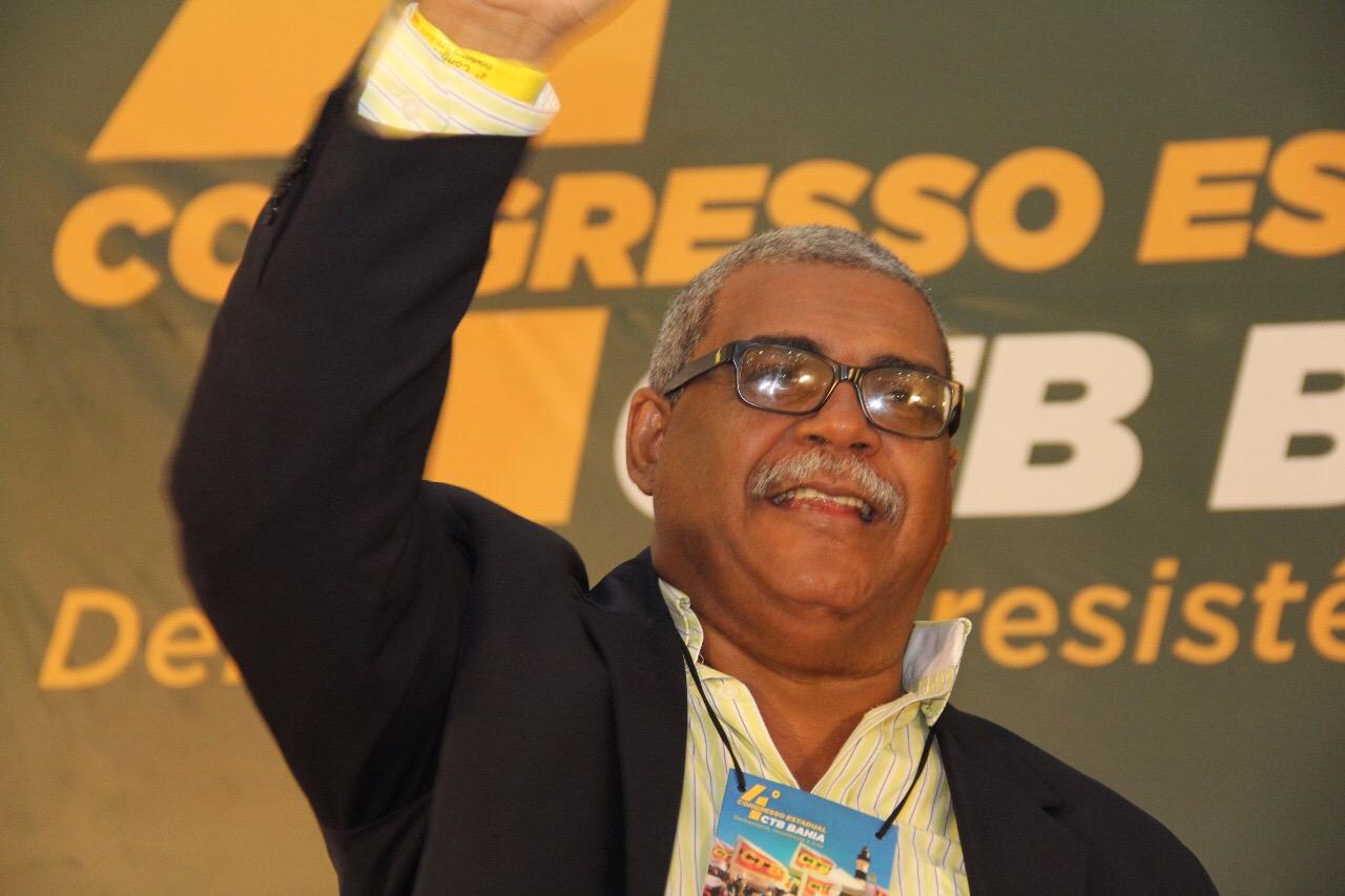 Renato Jorge, dirigente da AssufBa, no 23º CONFASUBRA