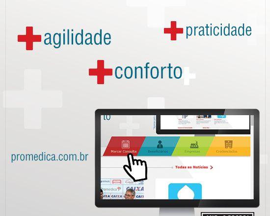 Promédica_Marcação